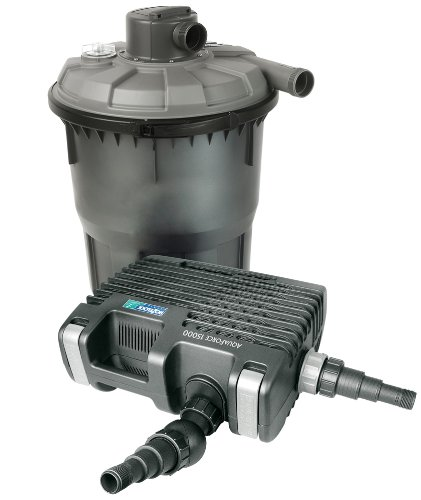 Hozelock Ecoclear 12000 Pond Pump and Filter