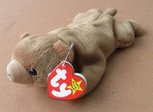 TY Beanie Babies Cubbie Bear Plush Toy Stuffed Animal