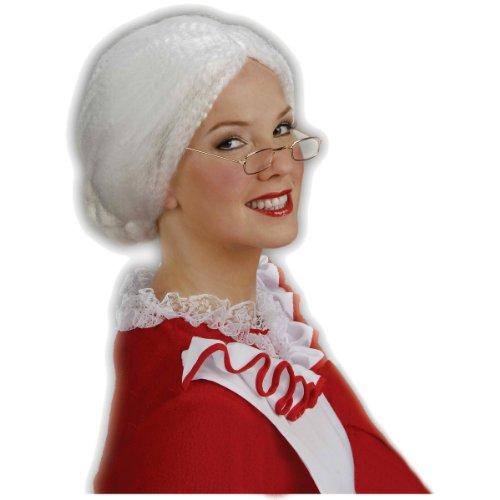 Mrs santa claus costume