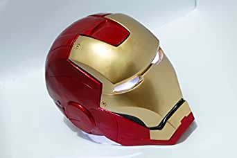 Iron Man Mark VII,III Cosplay Helmet 1/1 Scale