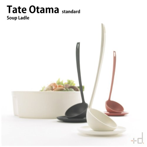 【オタマ】 +d タテオタマ スタンダード ホワイト