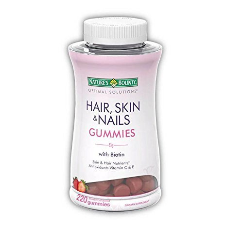Nature's Bounty® Optimal Solutions® Women's Multivitamin Gummies provide you with the vital nutrients to support a healthy and beautiful body.* Nature's Bounty Optimal Solutions Women's Multivitamin Gummies include 50 Mg of Collagen in every serving.