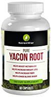 Pure Yacon Root| Ultra Strong Miracle Diet Pills | Healthy Natural Weight Loss Product For Women|…