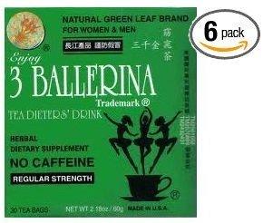 Diet Tea For Men And Women (Pack Of 6)