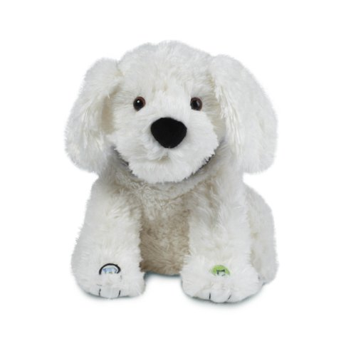 Smarty Ants Phonics Reading Pup White w/ 1 Year Subscription to SmartyAnts.com