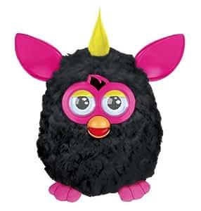 """Hasbro A4038100 - Furby Edition Hot Wild """"schwarz-pink"""" - deutsche Version"""