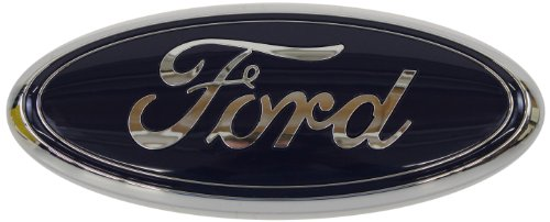 Genuine Ford AA8Z-9942528-A Nameplate (2011 Ford Emblem compare prices)