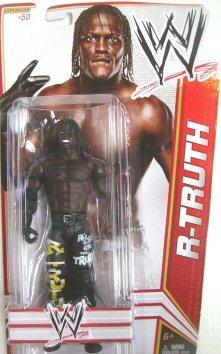 Imagen de WWE R-Truth figura de la serie 21