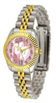 Dayton Flyers Executive Ladies Watch with Mother of Pearl Dial
