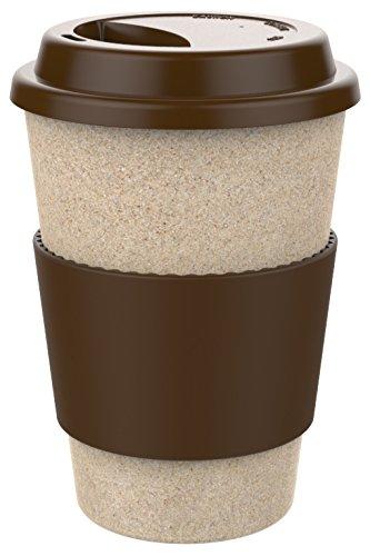 CoffeeSock Gots certificado algod/ón org/ánico reutilizable filtro de leche de nuez 64 oz Natural