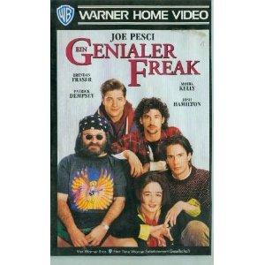 Ein genialer Freak [VHS]