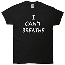 I Can't Breathe Protest Police T-Shirt