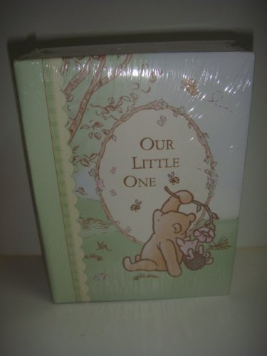 DISNEY Winnie the Pooh Mini Photo Album - 1