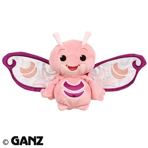Webkinz ZUMBUDDY Pet Plush - Series 4 - ZRETH a Giggly Zum (Pink) - 1