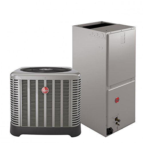 1.5 Ton Rheem 15.5 SEER R410A Air Conditioner Split System (Classic Series)