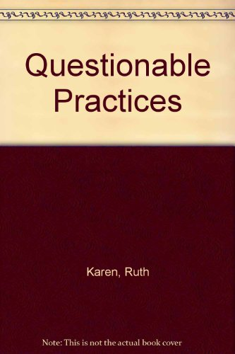Questionable Practices PDF