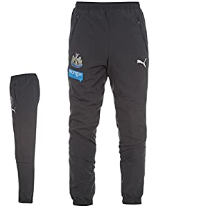 2014-2015 Newcastle Puma Woven Pants (Black) - Kids