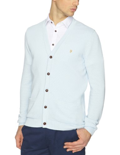 Farah Vintage The Alford Men's Cardigan