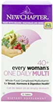 New Chapter Every Woman's One Daily 40 Plus, 72 Count