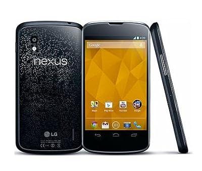Google Nexus 4 (Black)