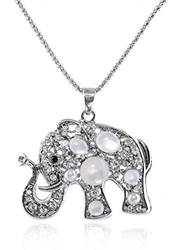totoroforet-collier-chaine-animal-elephant-mignon-pendentif-en-argent-sterling-plaque