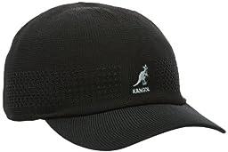 Kangol Men's Tropic Vent Air Space Cap, Black, Large