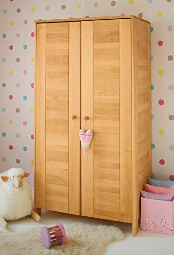 Kit d'économies: Chambre de bébé en bois massif aulne Niklas