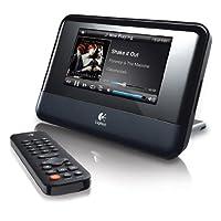 『Logitech Squeezebox Touch インターネットラジオ ロジテック スクイーズボックス・タッチ』