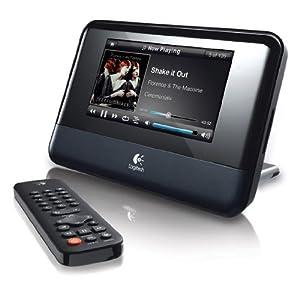 Logitech Squeezebox Touch [並行輸入品]インターネットラジオ ロジテック スクイーズボックス・タッチ