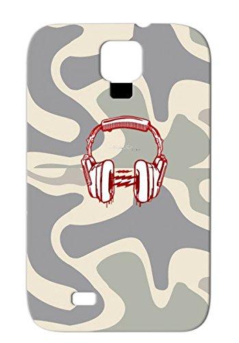 Beats Trinidad Clothing Symbols Tobago Metrofit Headphones Shapes Design White For Sumsang Galaxy S4 Case
