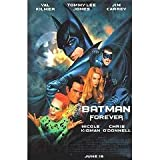 Batman Forever: VHS Video Movie