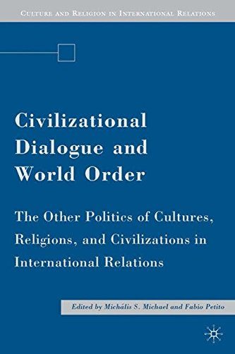 Civilizational Dialogue and World Order: The Other Politics of Cultures, Religions, and Civilizations in International R