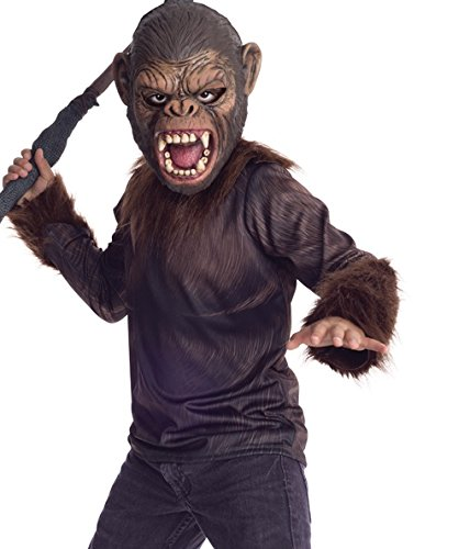 Rubie's Costume Men's Dawn Planet Of The Apes Teen Caesar