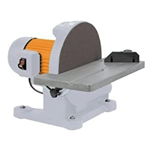 "Central Machinery 12"" Direct Drive Bench Top Disc Sander from Central Machinery"
