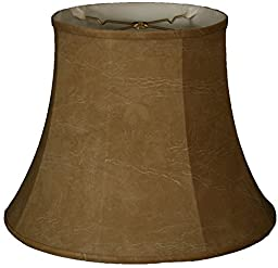 Royal Designs Modified Bell Lamp Shade, Mouton, 10 x 16 x 12.5