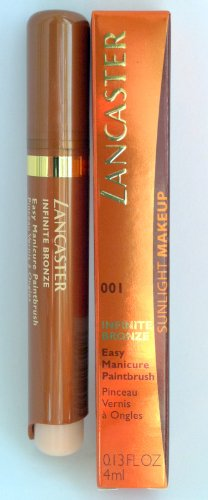 Lancaster Infinite Bronze Easy Manicure Paintbrush 003