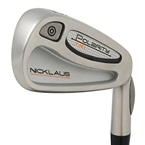 Nicklaus Polarity TR1 Individual Iron (SW) : right, FST Pro Silver Ultra Light Steel (Stiff)