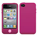 SwitchEasy Colors for iPhone 4 Fuchsia