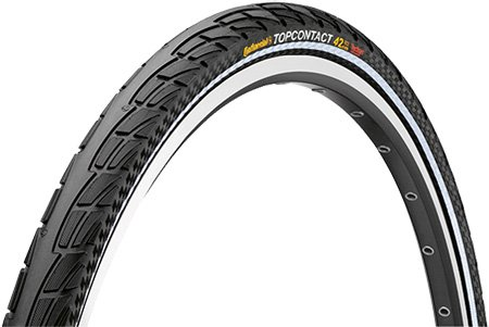 Continental Top Contact Reflex Urban Bicycle Tire (700x28)