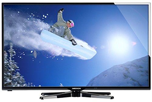 "MEDION LIFE P12223 (MD 30853) 80cm (31,5"" Zoll) LED-Backlight TV (HD Triple Tuner, integr. DVD-Player, HD, Wifi, HbbTV, Mediaplayer, Mediathek, HDMI, CI+, EEK: A+) schwarz"