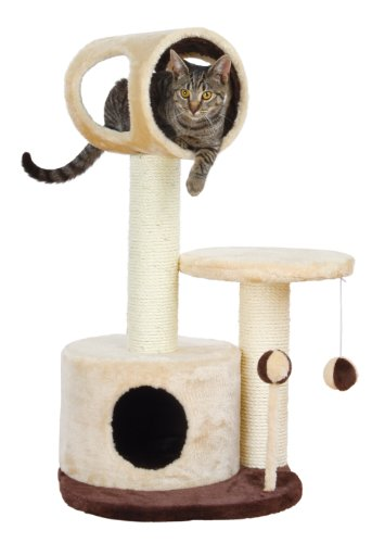 TRIXIE Pet Products Lucia Cat Tree House TRIXIE Pet Products B00EPXXP2I