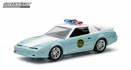 1989 PONTIAC FIREBIRD / U.S BORDER PATROL * 2015 Hot Pursuit Series 15 * Greenlight Collectibles 1:64 Scale Limited Edition Die-Cast Vehicle (Diecast Chevy Truck 1989 compare prices)