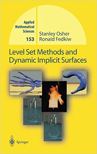 Level Set Methods and Dynamic Implicit Surfaces (Applied Mathematical Sciences)