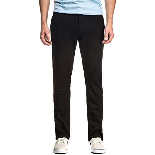 ccs-clipper-straight-fit-mens-chino-pants-with-comfort-stretch-black-36-x-32