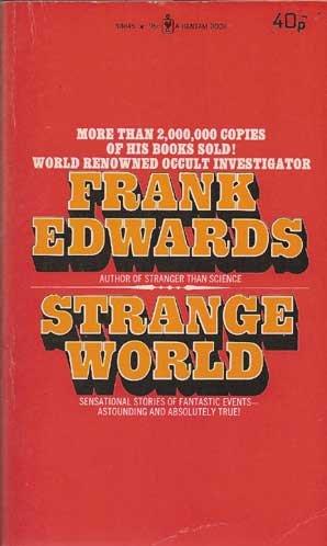 Image for Strange world (Bantam book)