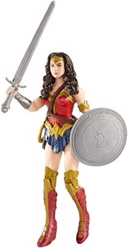 "Batman v Superman: Dawn of Justice Wonder Woman 6"" Figure at Gotham City Store"