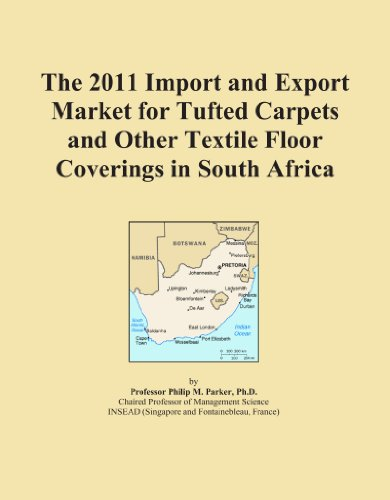 The 2011 Import and Export Market for Tufted Carpets and Other Textile Floor Coverings in South Africa