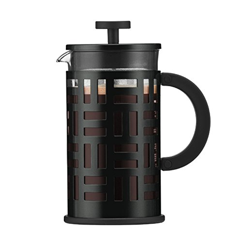 Bodum Eileen 8-Cup Coffee Maker, 34-Ounce, Black