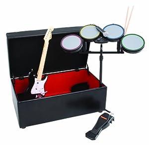 Cohesion BandBox Gaming Storage and Furniture Ottoman (Black)