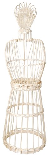 Esschert Design USA GD02 Children Wicker Mannequin